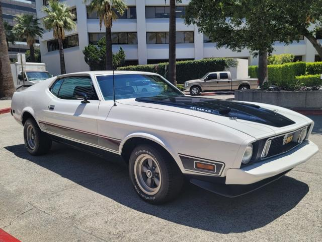 Salvage cars for sale from Copart Bakersfield, CA: 1973 Ford Mustang M1