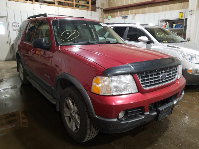 Salvage cars for sale from Copart Anchorage, AK: 2005 Ford Explorer X