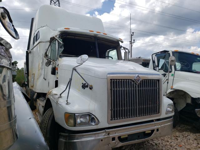 Salvage cars for sale from Copart China Grove, NC: 2007 International 9200 9200I