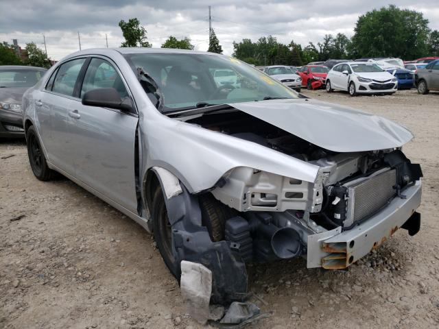 Salvage cars for sale from Copart Lansing, MI: 2012 Chevrolet Malibu LS