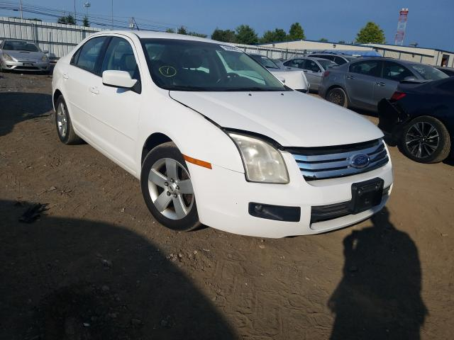 Salvage cars for sale at Finksburg, MD auction: 2007 Ford Fusion SE