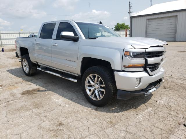 Salvage cars for sale from Copart Lexington, KY: 2016 Chevrolet Silverado