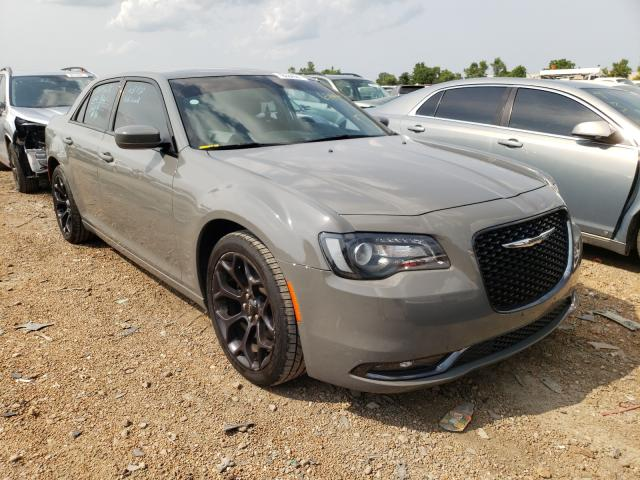 Salvage cars for sale from Copart Bridgeton, MO: 2019 Chrysler 300 S
