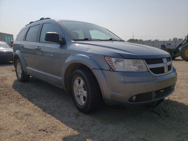 Vehiculos salvage en venta de Copart Nisku, AB: 2010 Dodge Journey SE