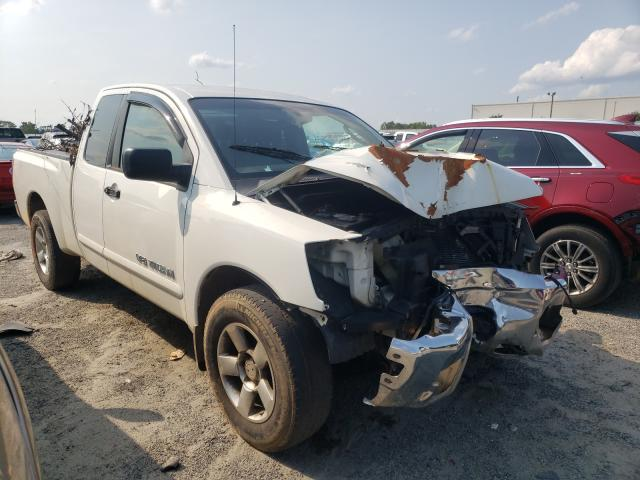 Vehiculos salvage en venta de Copart Fredericksburg, VA: 2006 Nissan Titan XE