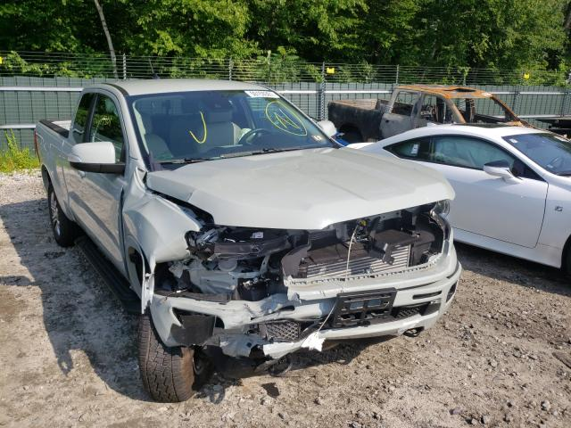 Salvage cars for sale at Candia, NH auction: 2021 Ford Ranger SUP