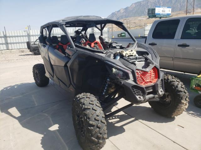 Salvage cars for sale from Copart Farr West, UT: 2021 Can-Am Maverick X