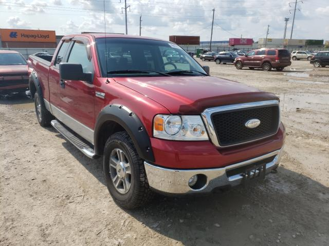 Salvage cars for sale from Copart Columbus, OH: 2007 Ford F150