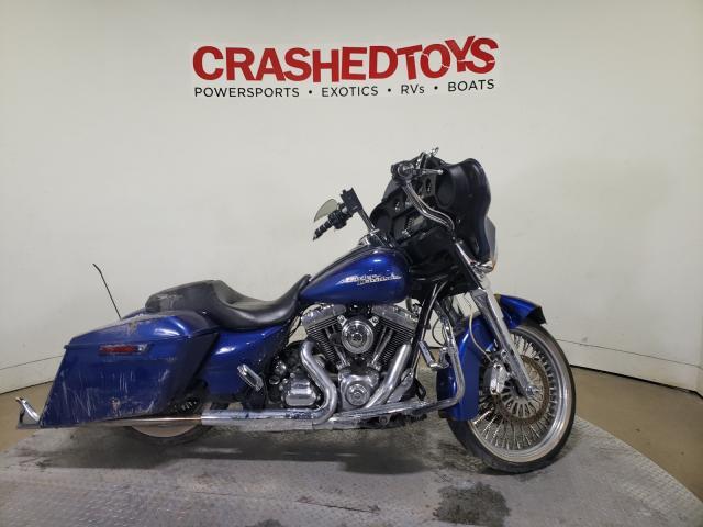 Vehiculos salvage en venta de Copart Dallas, TX: 2015 Harley-Davidson Flhx Street