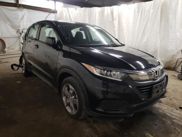 Vehiculos salvage en venta de Copart Ebensburg, PA: 2019 Honda HR-V LX