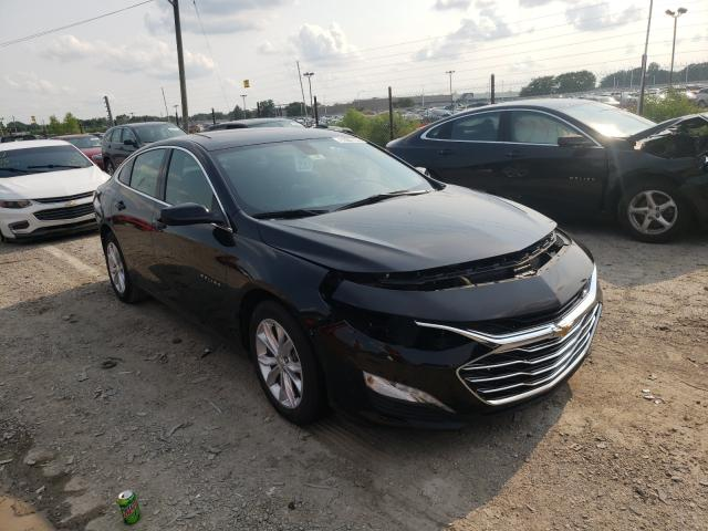 Salvage cars for sale from Copart Indianapolis, IN: 2020 Chevrolet Malibu LT