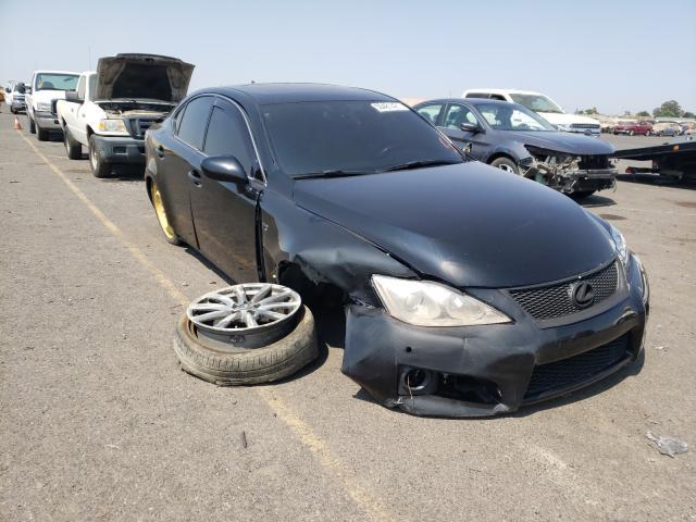 Vehiculos salvage en venta de Copart Sacramento, CA: 2009 Lexus IS-F