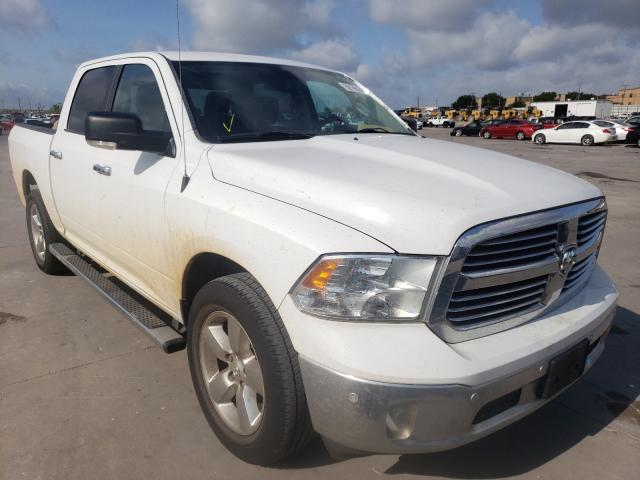 Salvage cars for sale from Copart Grand Prairie, TX: 2016 Dodge RAM 1500 SLT
