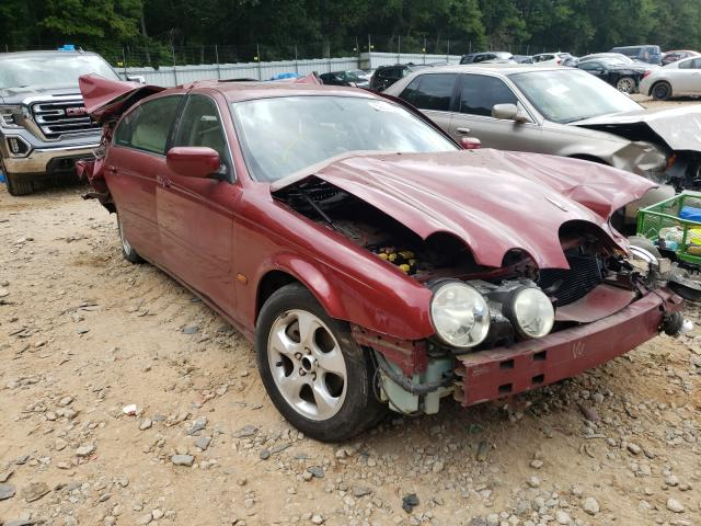 Salvage cars for sale from Copart Austell, GA: 2000 Jaguar S-Type