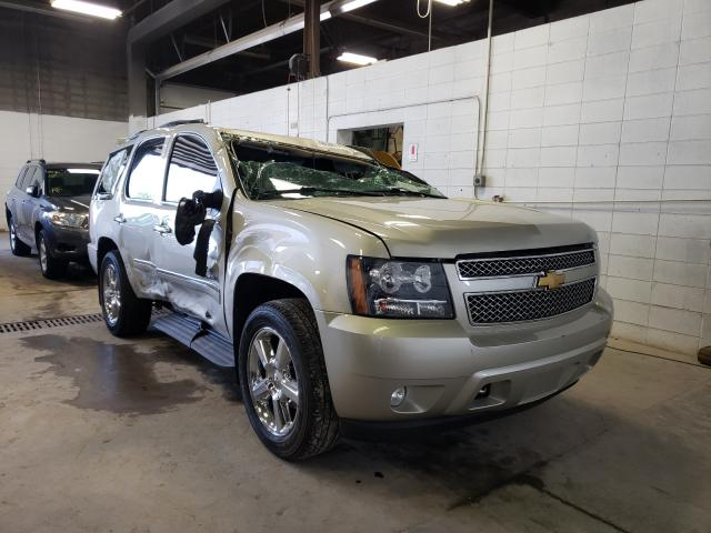 Salvage cars for sale from Copart Blaine, MN: 2013 Chevrolet Tahoe K150
