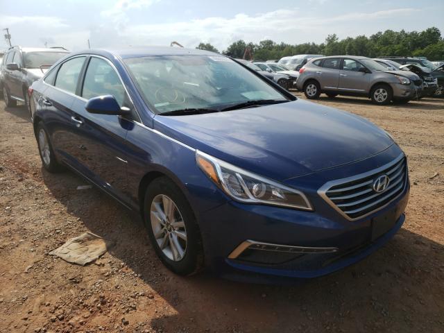 Vehiculos salvage en venta de Copart Grantville, PA: 2015 Hyundai Sonata SE