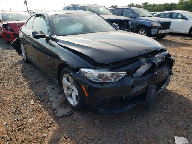 Salvage cars for sale from Copart Hillsborough, NJ: 2014 BMW 428 XI