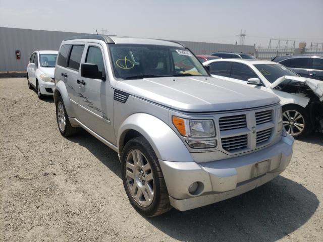 Vehiculos salvage en venta de Copart Adelanto, CA: 2007 Dodge Nitro R/T