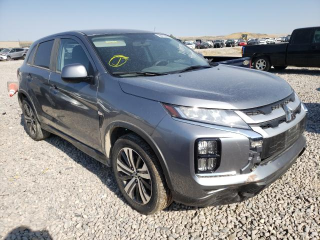 Salvage cars for sale at Magna, UT auction: 2020 Mitsubishi Outlander