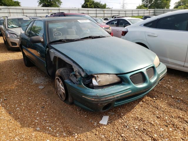 Salvage cars for sale from Copart Bridgeton, MO: 1997 Pontiac Grand AM S