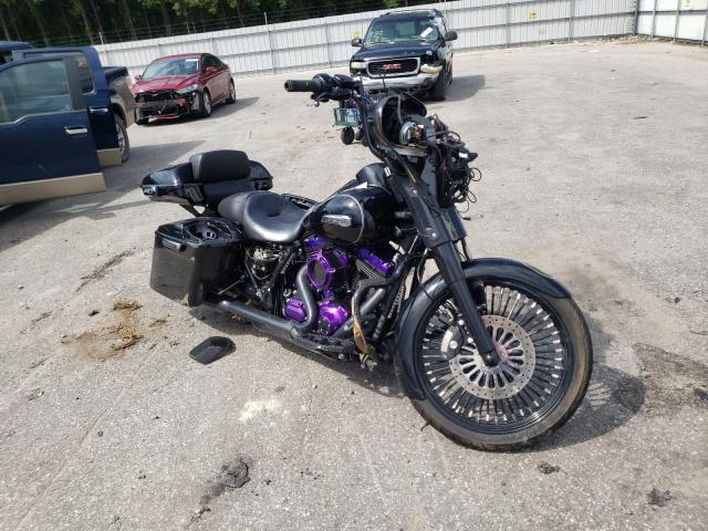 Salvage cars for sale from Copart Dunn, NC: 2013 Harley-Davidson Flhtc Elec