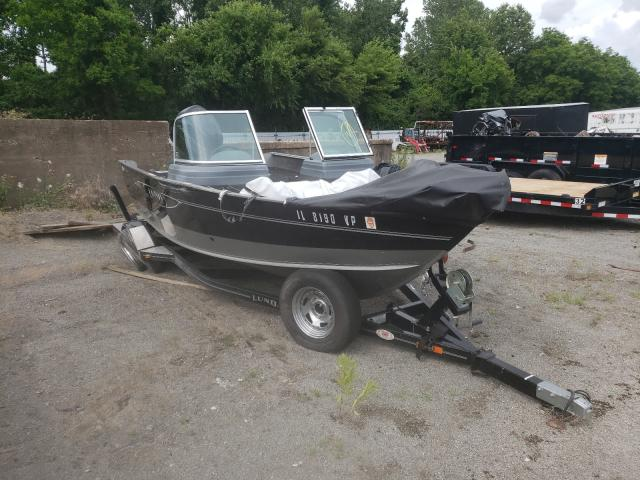 Lund salvage cars for sale: 2013 Lund Boat