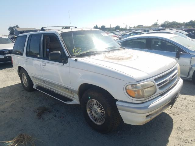 Ford Explorer salvage cars for sale: 1995 Ford Explorer
