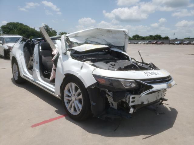 Vehiculos salvage en venta de Copart Wilmer, TX: 2017 Chevrolet Malibu LT