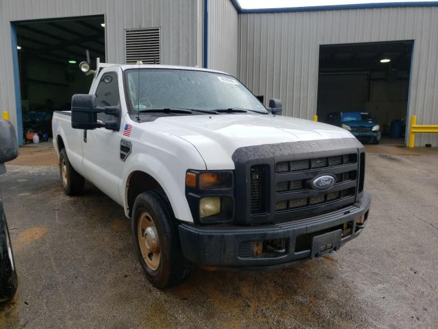 Salvage cars for sale from Copart Lufkin, TX: 2008 Ford F250 Super