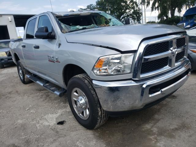 Salvage cars for sale from Copart Riverview, FL: 2018 Dodge RAM 2500 ST