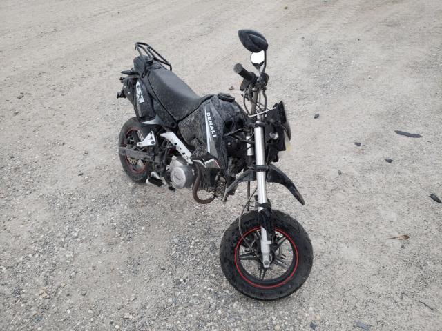 Salvage motorcycles for sale at Apopka, FL auction: 2016 Tmec BD50Q