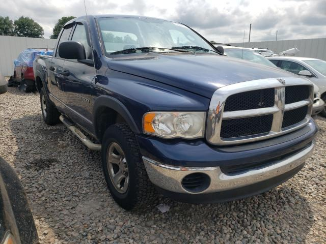 Salvage cars for sale from Copart Lansing, MI: 2005 Dodge RAM 1500 S