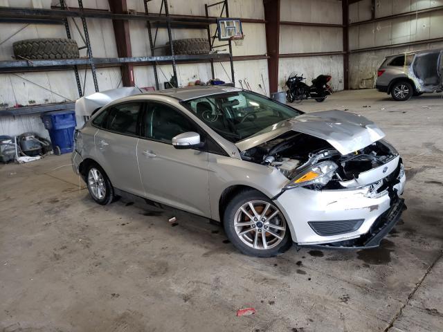 Vehiculos salvage en venta de Copart Eldridge, IA: 2016 Ford Focus SE