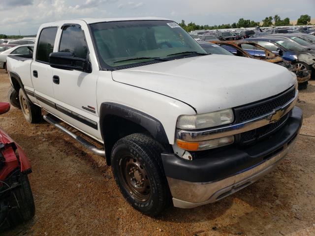 Salvage cars for sale from Copart Bridgeton, MO: 2001 Chevrolet Silverado