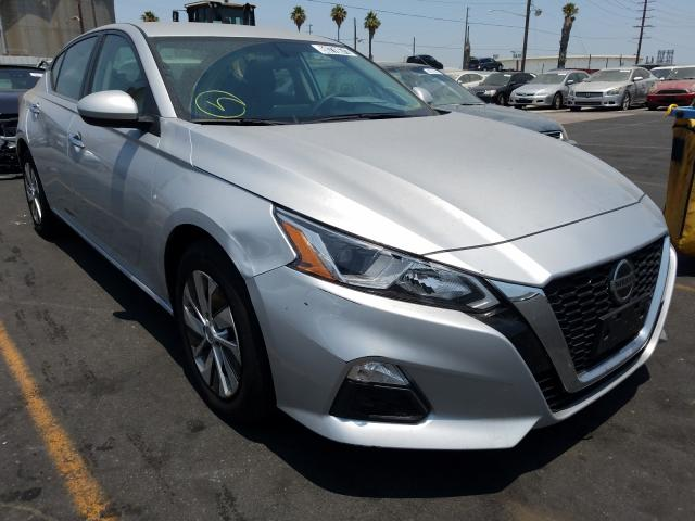 Salvage cars for sale from Copart Wilmington, CA: 2019 Nissan Altima S