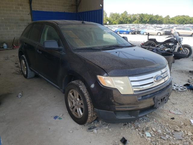 Salvage cars for sale from Copart Cartersville, GA: 2007 Ford Edge