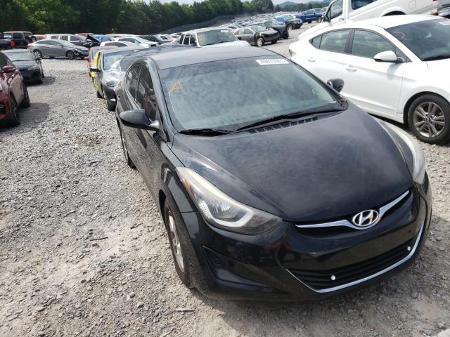 Hyundai Elantra salvage cars for sale: 2014 Hyundai Elantra