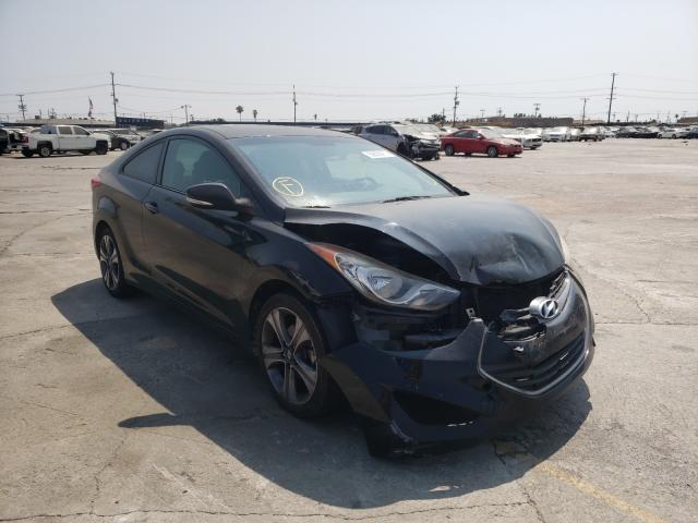 Vehiculos salvage en venta de Copart Sun Valley, CA: 2013 Hyundai Elantra CO