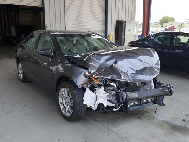 2015 TOYOTA CAMRY LE 4T1BF1FK8FU906707