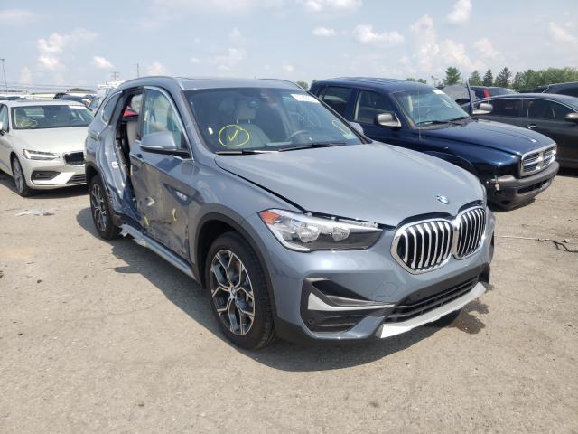BMW Vehiculos salvage en venta: 2021 BMW X1 XDRIVE2