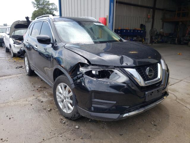 Salvage cars for sale from Copart Sikeston, MO: 2020 Nissan Rogue S