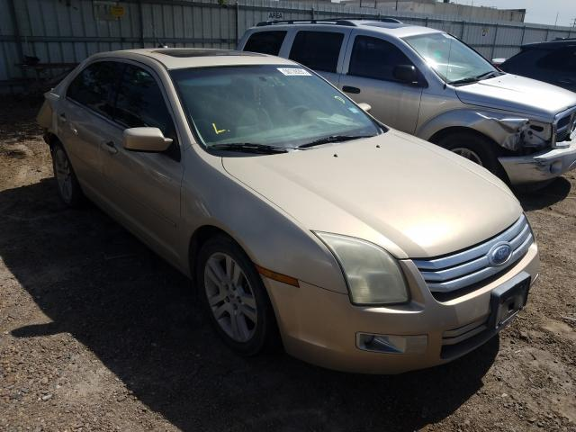 Salvage cars for sale from Copart Mercedes, TX: 2007 Ford Fusion