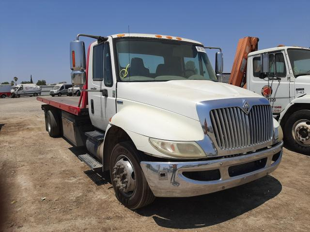 Salvage cars for sale from Copart Fresno, CA: 2009 International 4000 4300