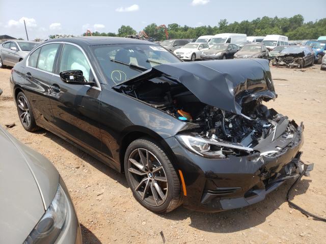BMW Vehiculos salvage en venta: 2021 BMW 330XI