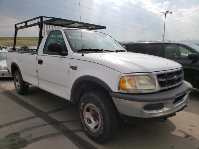 Salvage trucks for sale at Littleton, CO auction: 2000 Ford F150