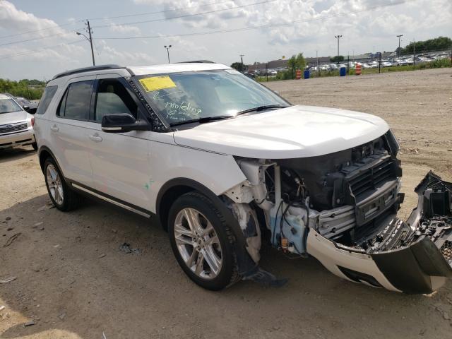 Vehiculos salvage en venta de Copart Indianapolis, IN: 2016 Ford Explorer X