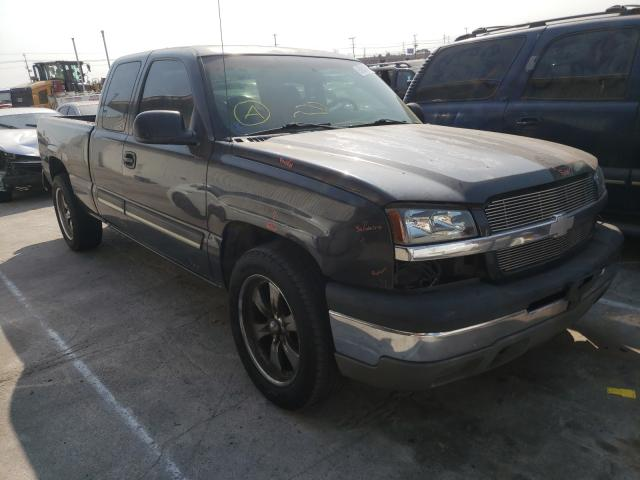 Salvage cars for sale from Copart Sun Valley, CA: 2003 Chevrolet Silverado