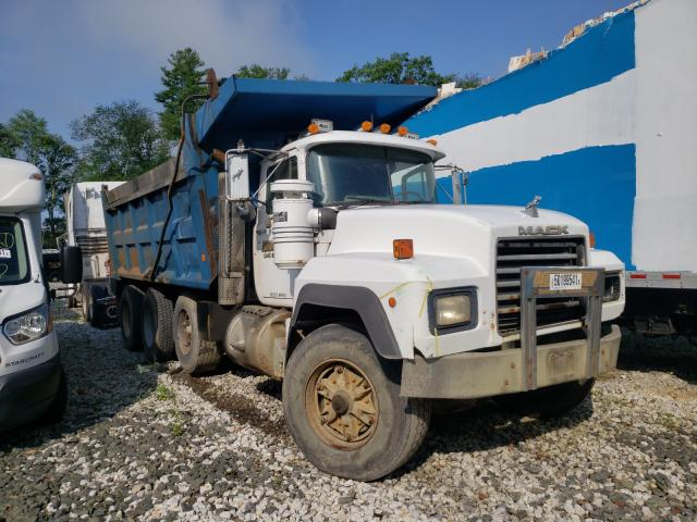 Mack 600 RD600 salvage cars for sale: 1995 Mack 600 RD600
