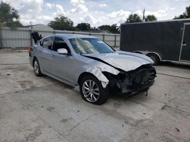 Salvage cars for sale at Punta Gorda, FL auction: 2015 Infiniti Q70 3.7
