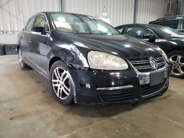 Salvage cars for sale from Copart West Mifflin, PA: 2006 Volkswagen Jetta 2.5